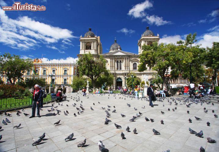 Le foto di cosa vedere e visitare a La Paz