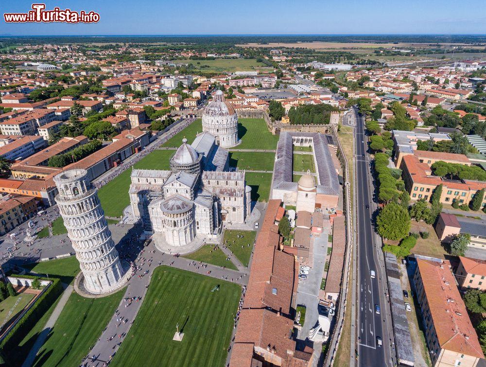 Le foto di cosa vedere e visitare a Pisa
