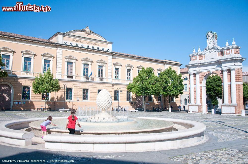 Le foto di cosa vedere e visitare a Santarcangelo di Romagna