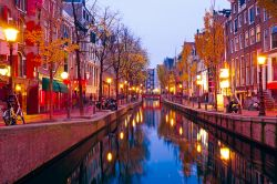 Red Lights district, il quartiere a luci rosse di Amsterdam