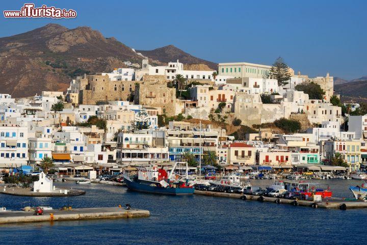 Volo Hotel Naxos Grecia