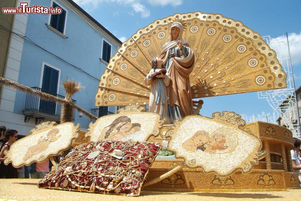 Festa del Grano, Festa di S. Anna Jelsi