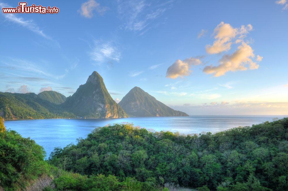 Le foto di cosa vedere e visitare a Saint Lucia