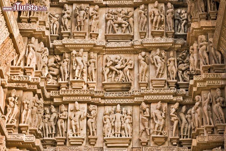 Le foto di cosa vedere e visitare a Khajuraho