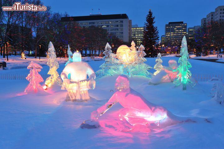 Le foto di cosa vedere e visitare a Edmonton