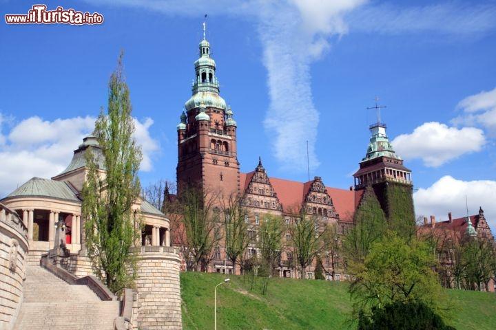 Le foto di cosa vedere e visitare a Stettino