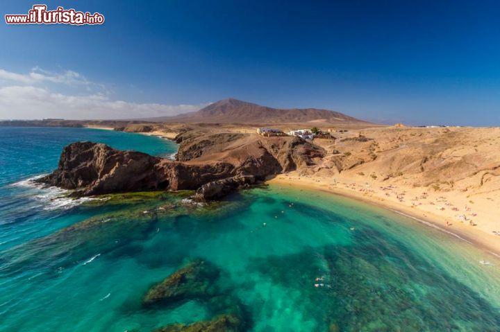 Le foto di cosa vedere e visitare a Lanzarote