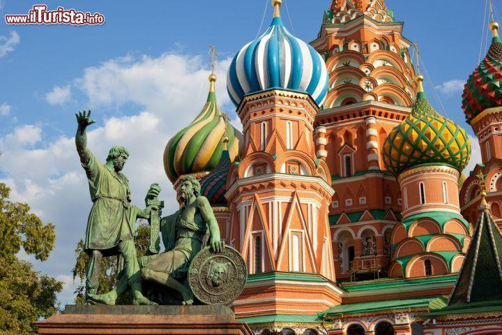 Le foto di cosa vedere e visitare a Mosca