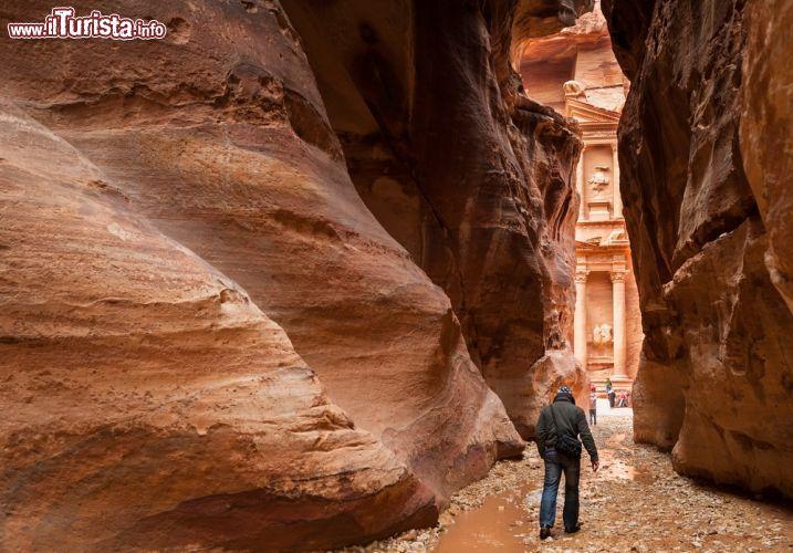 Le foto di cosa vedere e visitare a Petra