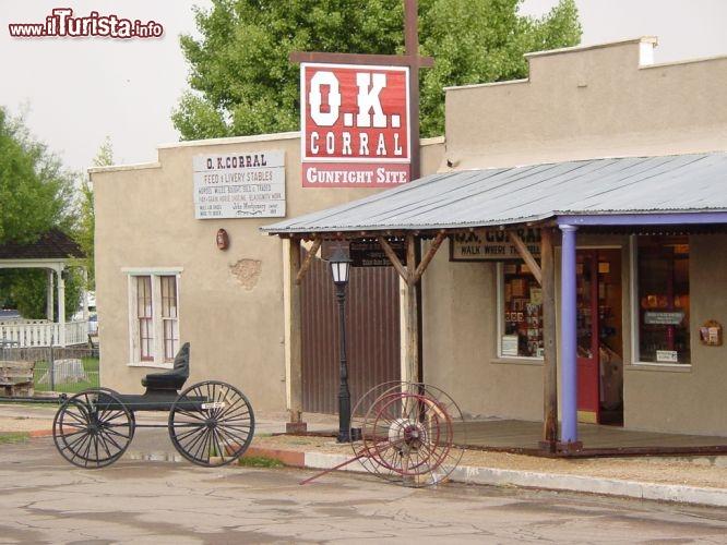 Le foto di cosa vedere e visitare a Tombstone