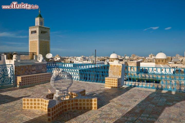 Le foto di cosa vedere e visitare a Tunisi
