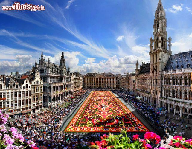 Le foto di cosa vedere e visitare a Bruxelles