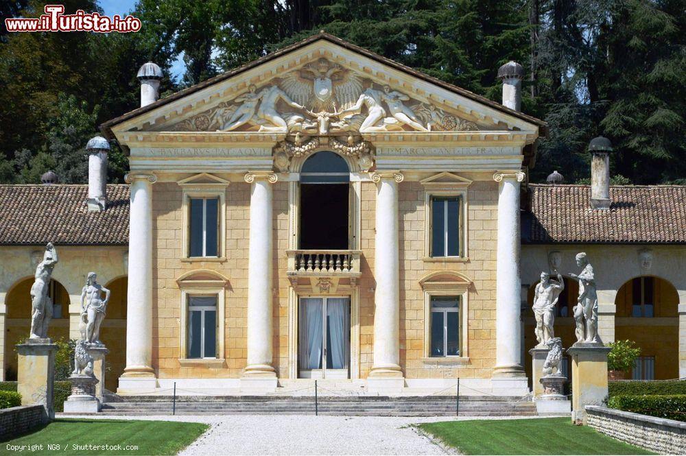 Tour tra le ville palladiane visitabili pi belle for Le piu belle ville