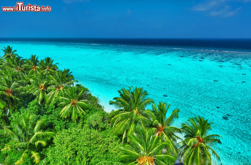 Le foto di cosa vedere e visitare a Atollo di Shaviyani