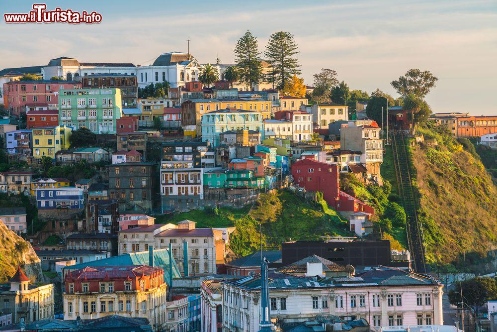 Le foto di cosa vedere e visitare a Valparaiso