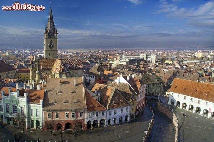 Le foto di cosa vedere e visitare a Sibiu