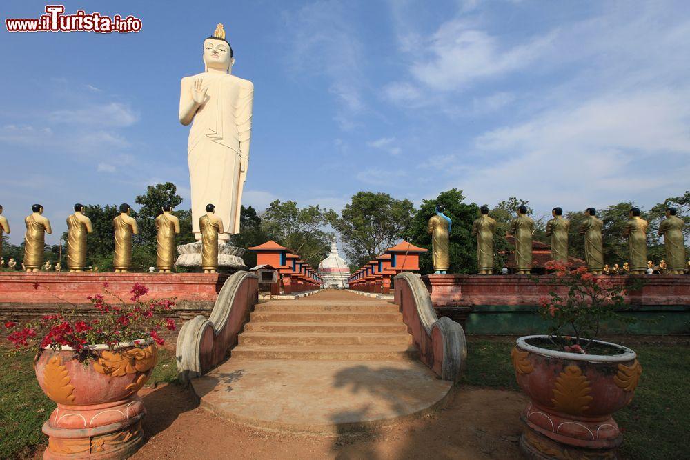 Le foto di cosa vedere e visitare a Anuradhapura