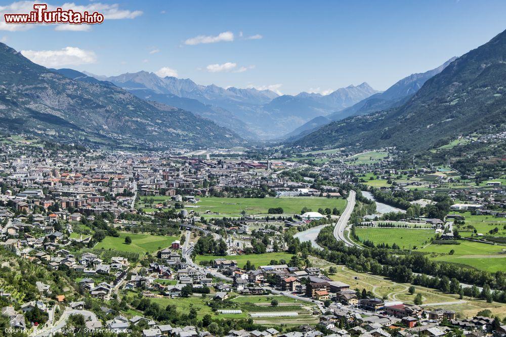 Le foto di cosa vedere e visitare a Aosta