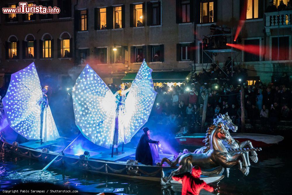 Festa Veneziana sull'acqua Venezia