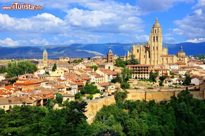 Le foto di cosa vedere e visitare a Segovia