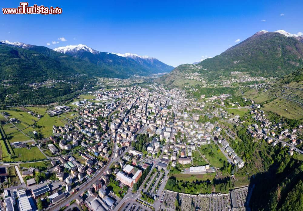 Le foto di cosa vedere e visitare a Valtellina