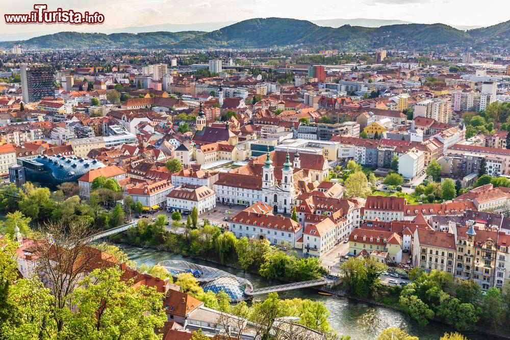 Le foto di cosa vedere e visitare a Graz