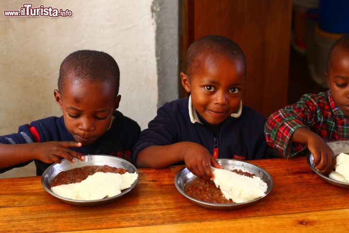 Immagine Orfanotrofio Tumaini for Africa Foundation - Arusha - Tanzania