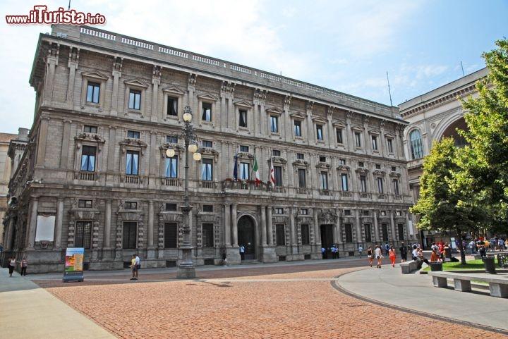 Cosa vedere e cosa visitare Palazzo Marino