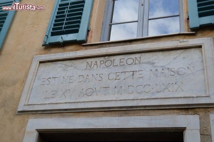 Cosa vedere e cosa visitare Casa di Napoleone Bonaparte