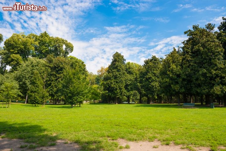 I giardini di porta venezia intitolati al giornalisto - Parco di porta venezia ...