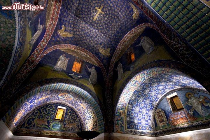 Cosa vedere e cosa visitare Mausoleo Galla Placidia
