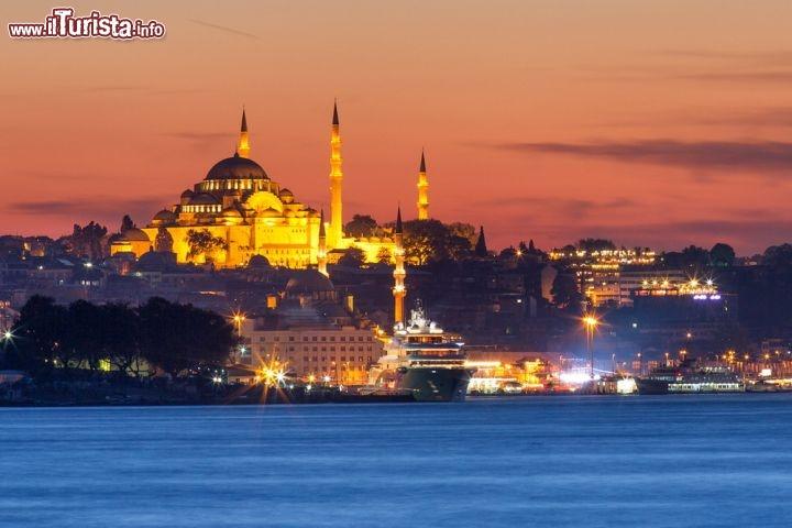 Cosa vedere e cosa visitare Moschea del Solimano
