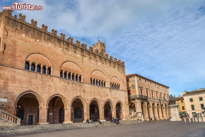 Cosa vedere e cosa visitare Palazzo dell\'Arengo