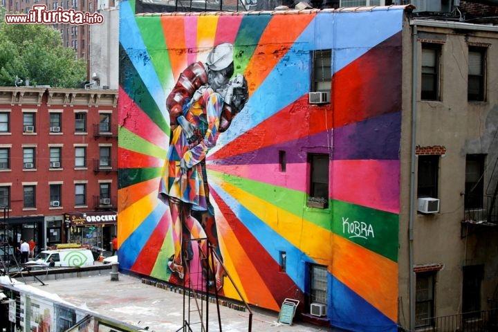 I Piu Bei Murales.I Murales Delle Citta Dipinte Piu Belle Del Mondo Viaggio