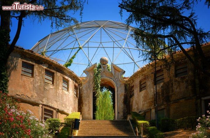 Zoo Di Roma All Interno Di Villa Borghese