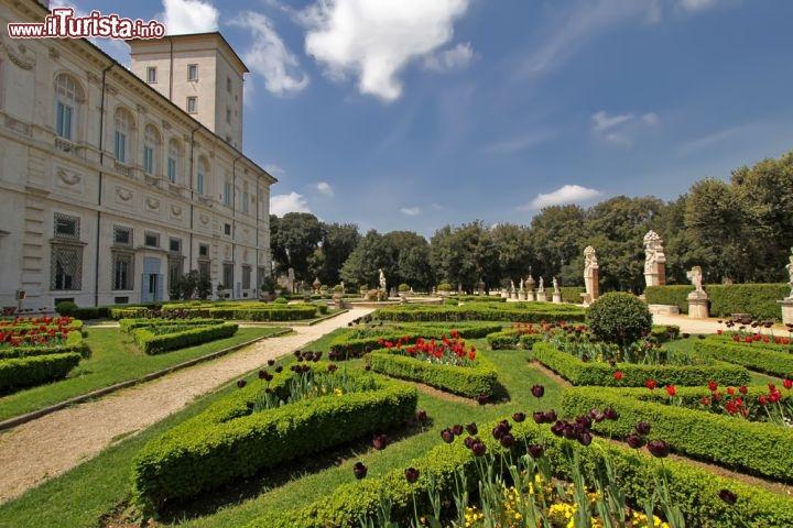 Cosa vedere e cosa visitare Villa Borghese