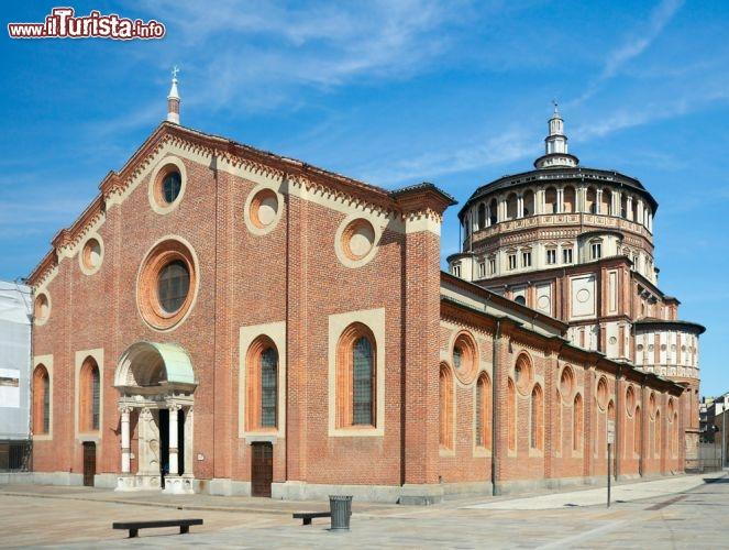 Cosa vedere e cosa visitare Santa Maria delle Grazie