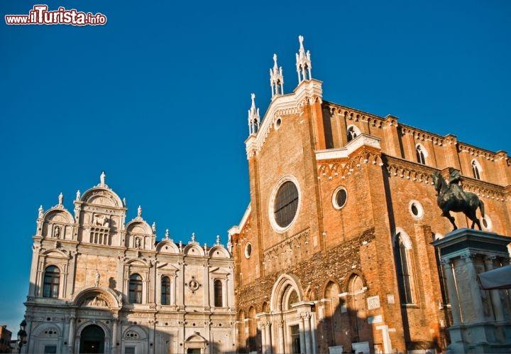 Cosa vedere e cosa visitare Basilica dei Santi Giovanni e Paolo