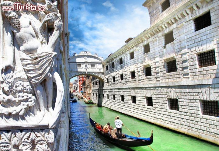 Cosa vedere e cosa visitare Ponte dei Sospiri