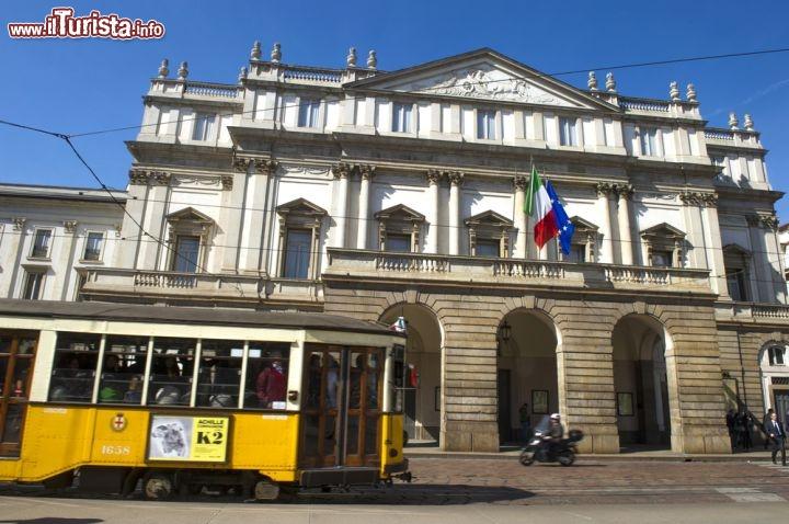 Cosa vedere e cosa visitare Teatro alla Scala