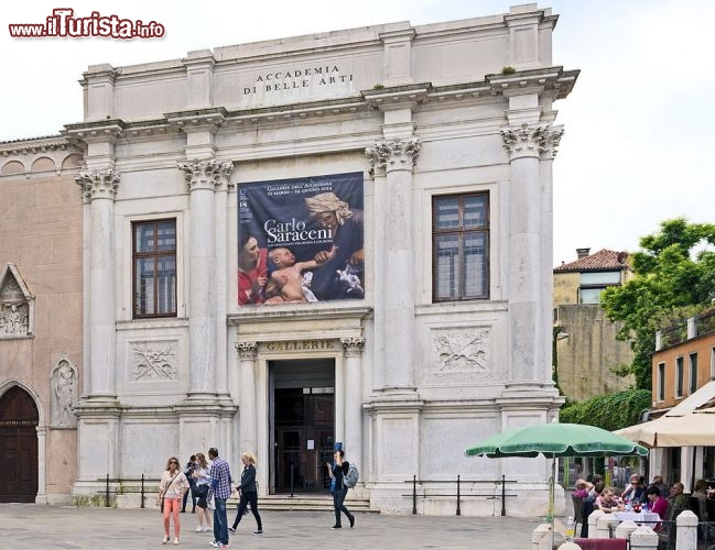 Cosa vedere e cosa visitare Gallerie dell\'Accademia