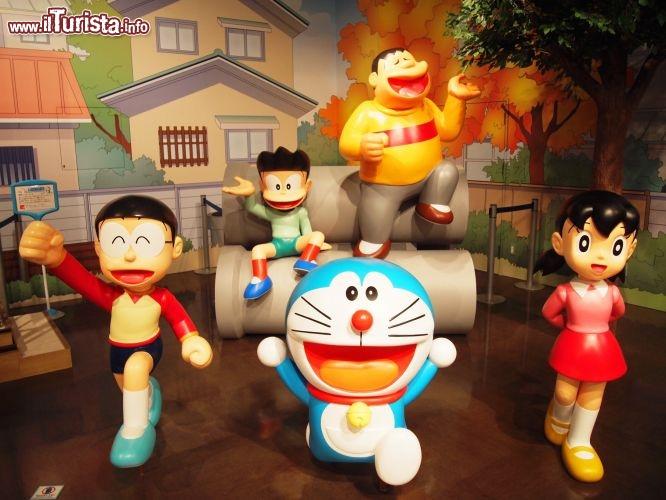 Cosa vedere e cosa visitare Museo Doraemon - Fujiko F. Fujio