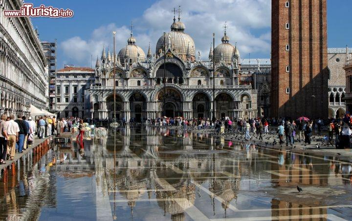 Cosa vedere e cosa visitare Basilica di San Marco