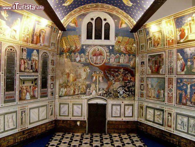Cosa vedere e cosa visitare Cappella degli Scrovegni