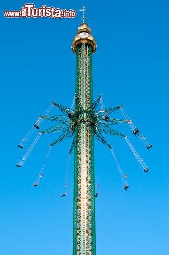 Praterturm il calcinculo piu grande del mondo foto for Calcinculo prezzo