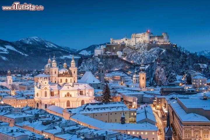 Cosa vedere e cosa visitare Fortezza Hohensalzburg