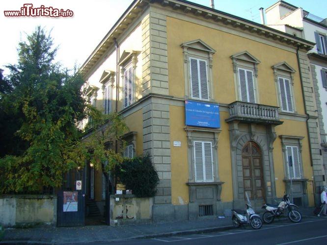 La facciata esterna di casa siviero il museosul - Facciata esterna casa ...