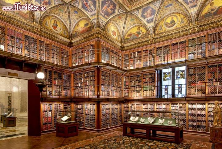 Cosa vedere e cosa visitare Morgan Library & Museum