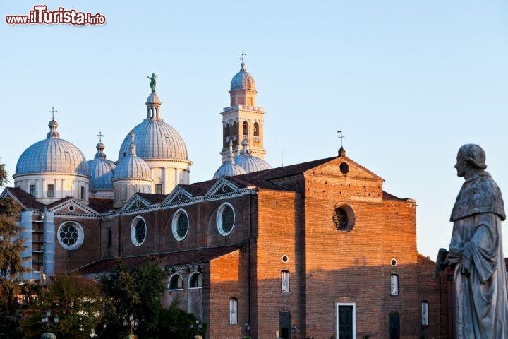 Cosa vedere e cosa visitare Abbazia di Santa Giustina
