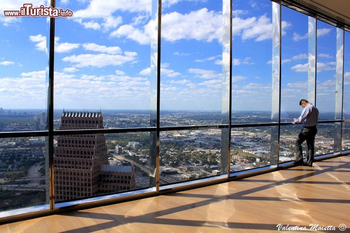 Cosa vedere e cosa visitare JPMorgan Chase Tower